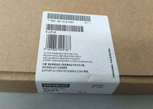 1PC NEW FOR SIEMENS 6ES7590-1AC40-0AA0 free shipping