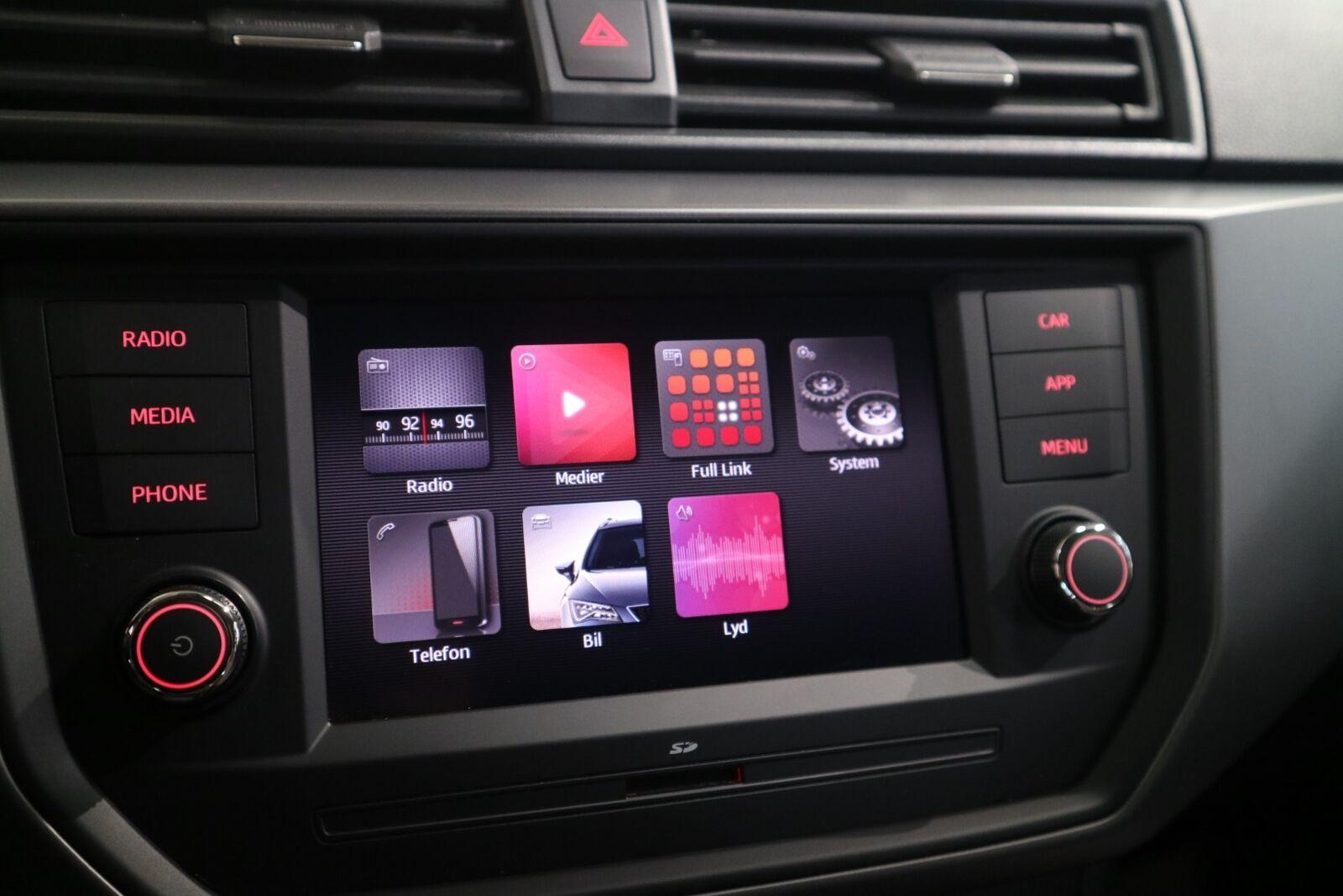 Seat Ibiza 1,0 TSi 95 Style - billede 10