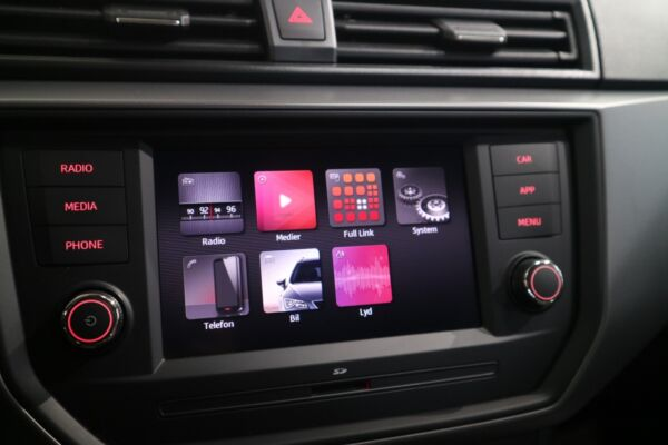 Seat Ibiza 1,0 TSi 95 Style billede 10