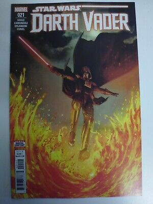 Star Wars Darth Vader #21 MARVEL COMICS 2018 COVER A 1ST PRINT