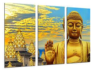 Cuadro Moderno Fotografico Buda Buddha, Relajacion, Relax, Zen, ref. 26356