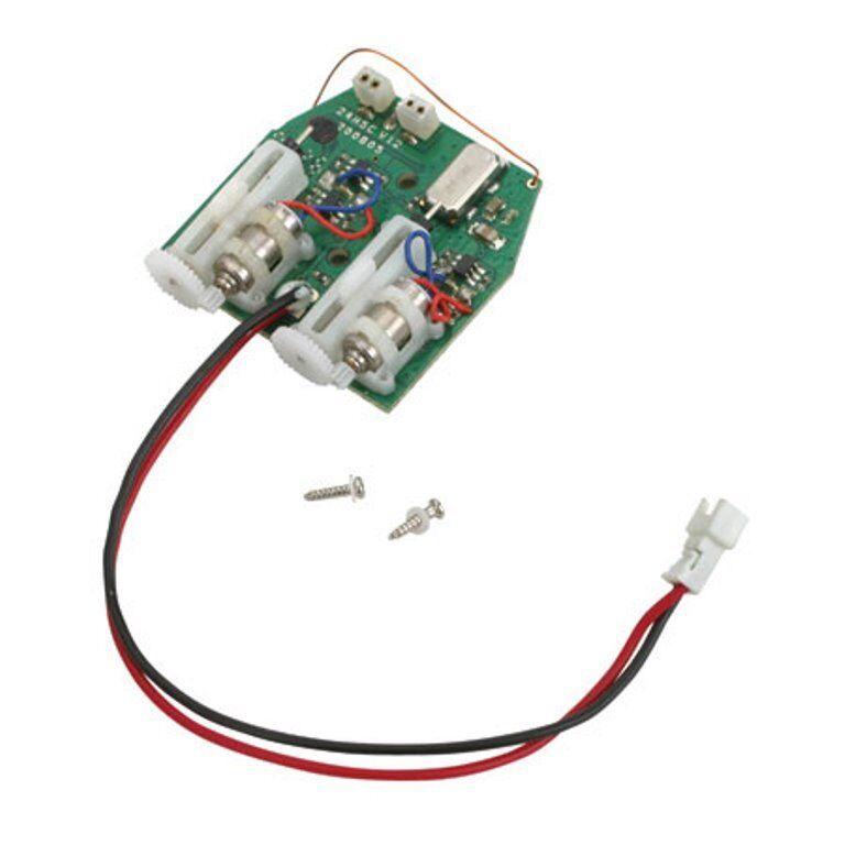 5-in-1 Control Unit,RX Servos ESCs Mixer Gyro BMCX E-Flite RC Heli EFLH1065