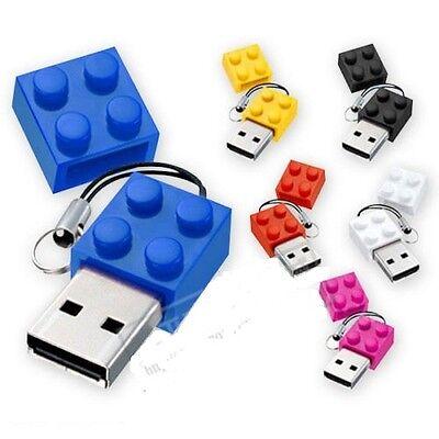 Building Block model USB 3.0 Memory Stick Flash Pen Drive 8GB 16GB 32GB OBP210