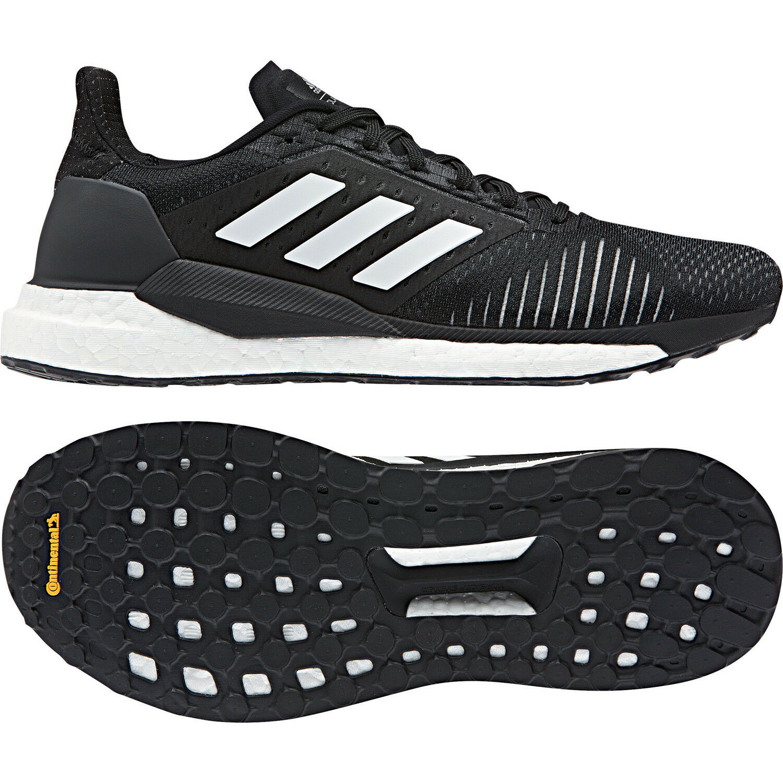 Adidas Solar Glide ST M - Herren Laufschuhe Running Schuhe - CQ3178 schwarz