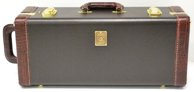 demo bach stradivarius c180 trumpet case for sale online ebay. Black Bedroom Furniture Sets. Home Design Ideas