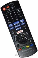 Panasonic N2qayb001024 Remote Control For Dmp-bd93, Bd903 Blu-ray -us Seller