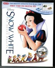 Snow White and the Seven Dwarfs Blu-Ray DVD Digital Storybook - Target Exclusive