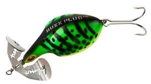 Arbogast-Buzz-Plug-1-oz-Fishing-Lure-Fire-Tiger