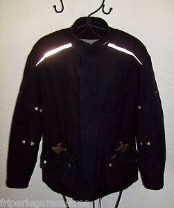 veste moto bmh avec gilet interieur homme taille