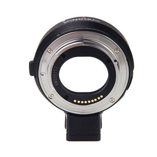 YONGNUO Auto-focus AF Smart Mount Adapter EFM for Canon EF Lens to Canon EOS M