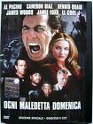 Dvd Ogni Maledetta Domenica - Ed. Speciale Snapper Director's Cut 2 dischi Usato