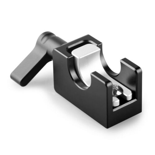 SmallRig QR Rail Clamp 12mm Rod with a wingnut for 12mm rod 1403
