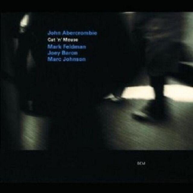 JOHN ABERCROMBIE - CAT'N'MOUSE  CD NEU