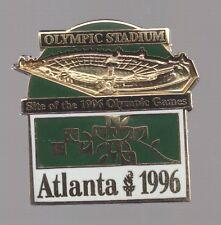 1996 Atlanta Olympic Stadium Venue Pin