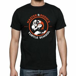 Camiseta Dragon Ball  Goku Vegeta Goku Vegeta Mutenroshi tortuga DAdb162 SIL