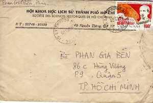 Importé De L'éTranger Vietnam Lettre N° 101