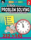 180 Days of Problem Solving for Second Grade (Grade 2) by Donna Ventura (Paperback / softback, 2016)