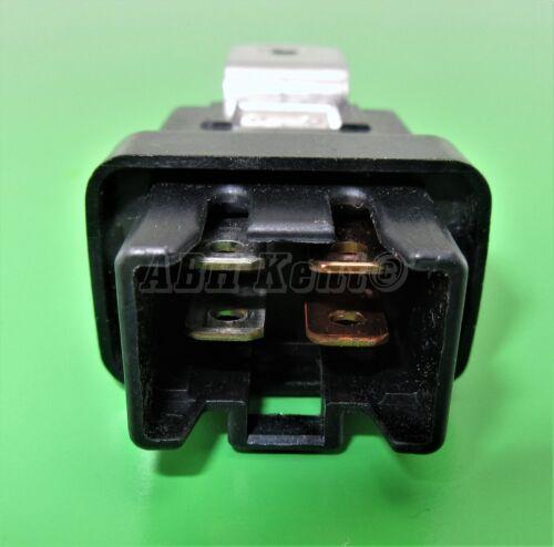 90-12 4-Pin Multi Use Black Relay RC-2201 RC2201 12V NO 614-Honda /& Acura