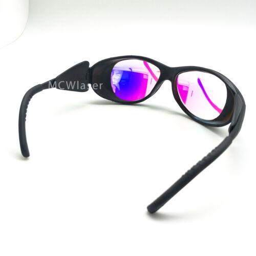 Laser Sicherheit Schutzbrille Brille 1064nm 532nm Gravur Kennzeichnung Schneiden