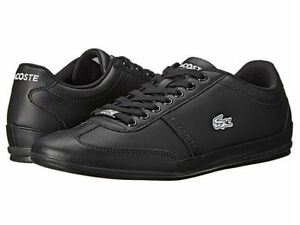 Lacoste Misano Sport SCY Black Sneakers - Men