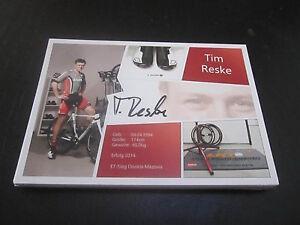67510 Romain Zingle Radsport original signierte Autogrammkarte