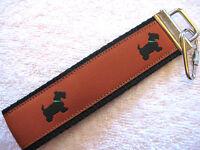 Scottie Dog Key Fobs (really Cute Keychains)