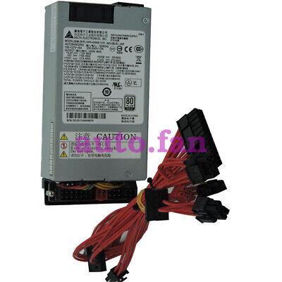 400W 1U Switch Power Supply for DELTA R47M41K39 12V T39 FLEX ITX Computer Server