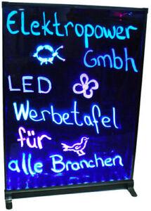 LED-Schreibtafel-Licht-Tafel-Werbetafel-Beleuchtung-Writing-Board-70x50x1-2cm