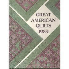 Great American Quilts 1989 by Sandra L. O'Brien (1989, Hardcover)