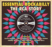 ESSENTIAL ROCKABILLY - THE RCA STORY (NEW SEALED 2CD)