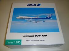 """1/200 Hogan Herpa ANA B747-400 """"Kangji Title"""" JA8094 NH20075"""