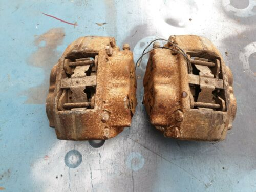 Bmw E23 7 Series front brake calipers