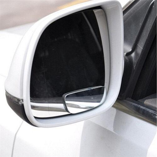 2x voiture auto 360 ° grand angle convexe vue latérale arrière rétroviseur  I ZH