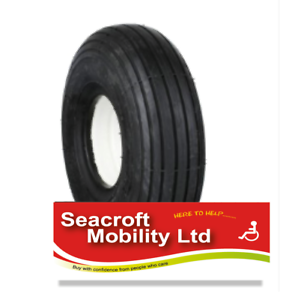 NEW-SOLID-3-00-4-260x85-Mobility-Scooter-Tyre-BLACK-RIBBED-Disability