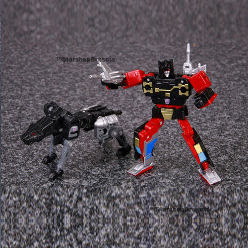 TRANSFORMERS - MP-15 Masterpiece Rumble & Jaguar Takara Tomy