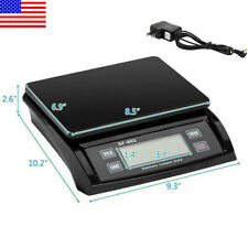 66 Lbs Digital Postal Transportation Scale Weight Electronic Scale With Adapter