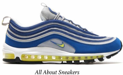 Deadstock Air 97 Max Nike Edition voltage Limited 401 921826 Yogi blue qxIfxdw5Er