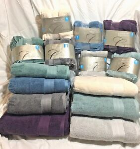 Charisma-Towel-Face-Hand-Cloth-6-piece-set-Grey-Blue-Shadow-Sea-foam-Deep-Aqua