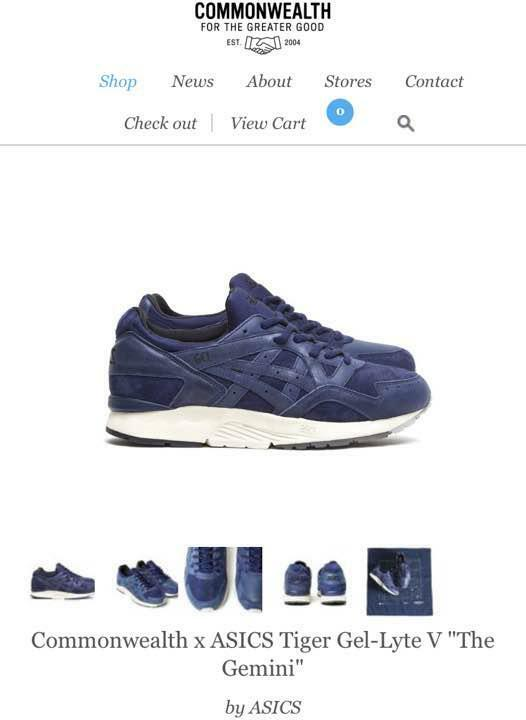 Asics commonwealth Gemini gellyte from from from japan (6050 72160d