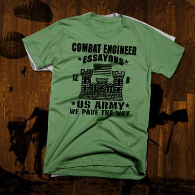 Iraq War Afghanistan Military T-shirt USMC Army Veteran