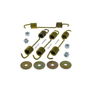 Drum Brake Hardware Kit Rear Carlson 17282