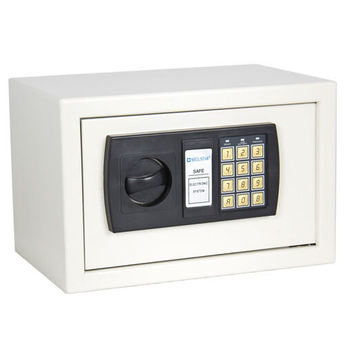 0.3CF Electronic Digital Lock Keypad Safe Box Home Security Gun Cash Jewel