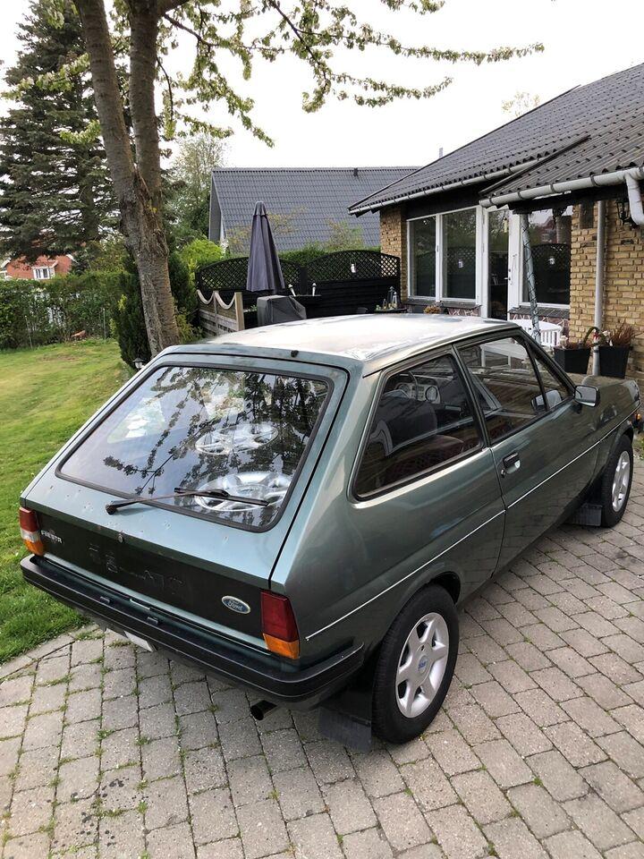 Ford Fiesta, 1,1, Benzin