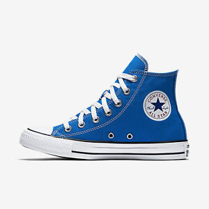 Image is loading Converse-All-Star-Chuck-Taylor-Soar-Blue-Hi-