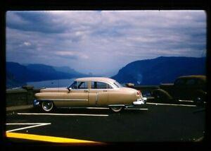 Vintage Kodachrome 35 mm Slide 1953 Cadillac Series 6 Mt ...