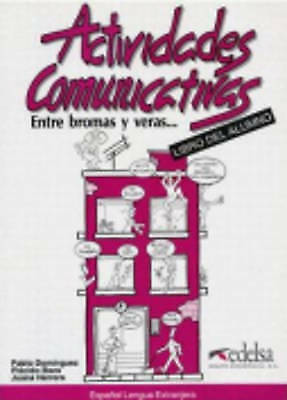 Actividades comunicativas: Textbook, Dominguez & Bazo & Herrera, Used; Good Book