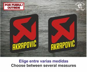 Sticker-Vinilo-Decal-Vinyl-Aufkleber-Adesivi-Autocollant-Akrapovic-Exhaust-LOGO2
