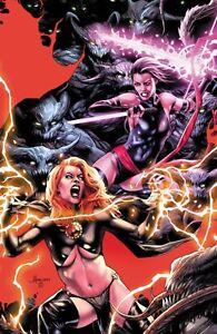 HELLIONS-4-JAY-ANACLETO-Exclusive-Virgin-Variant-X-Men-X-Of-Swords-NM
