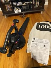 Toro Super Blower Vac 2089 For Sale Online Ebay