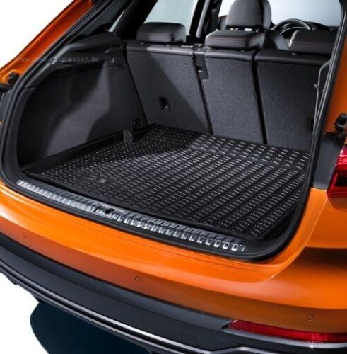 Original audi q3 f3 cuarto de equipajes cáscara tapiz para maletero q3 f3 alfombrilla de cáscara